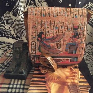 Egyptian crossbody Purse